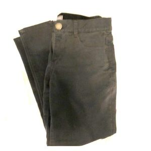 Wit and Wisdom gray jean -Ankle skimmer jean